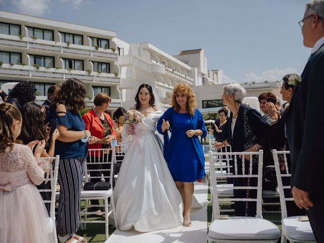 Il matrimonio di Nicola e Lilya a Maratea, Potenza 30