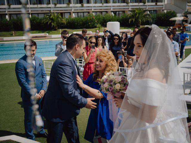 Il matrimonio di Nicola e Lilya a Maratea, Potenza 32