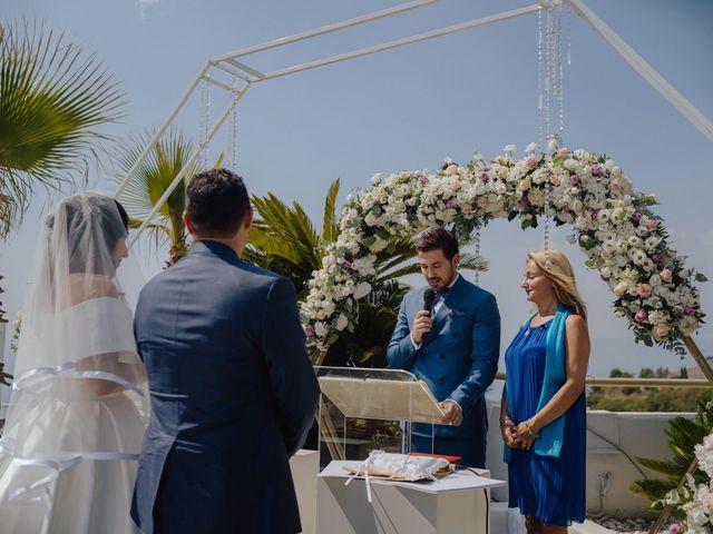 Il matrimonio di Nicola e Lilya a Maratea, Potenza 33
