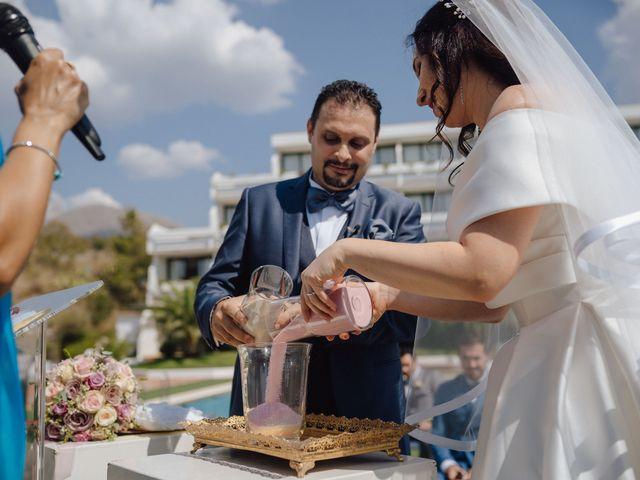 Il matrimonio di Nicola e Lilya a Maratea, Potenza 34