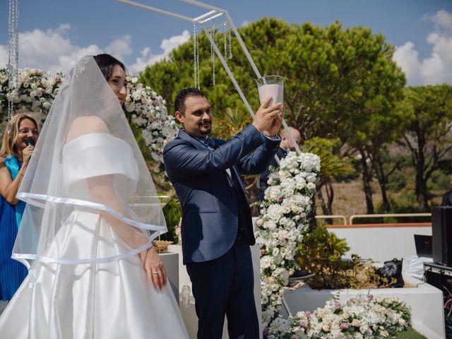 Il matrimonio di Nicola e Lilya a Maratea, Potenza 35