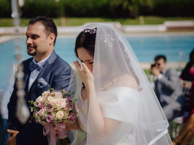 Il matrimonio di Nicola e Lilya a Maratea, Potenza 36