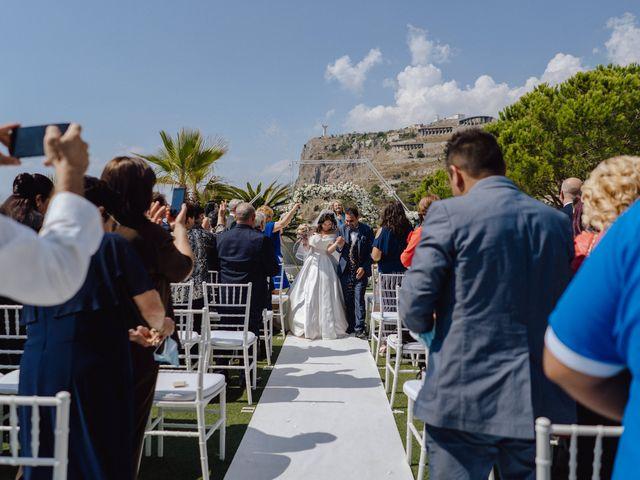 Il matrimonio di Nicola e Lilya a Maratea, Potenza 42