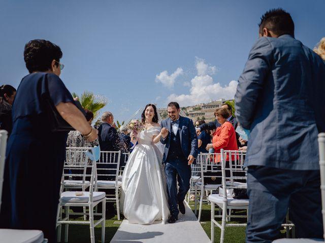 Il matrimonio di Nicola e Lilya a Maratea, Potenza 43