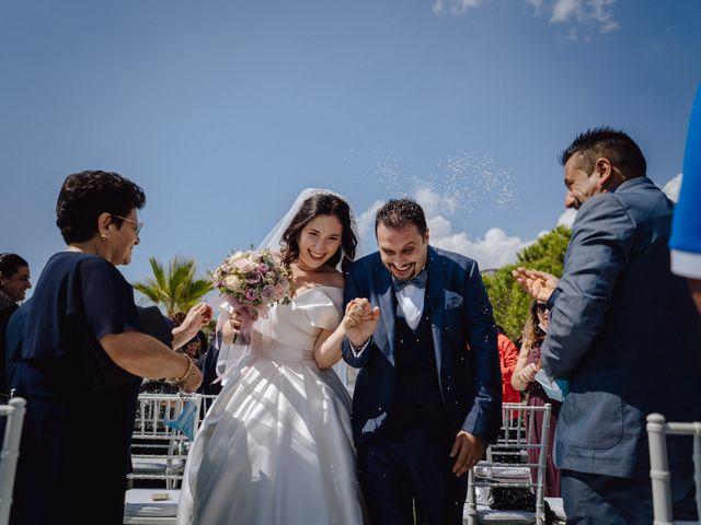 Il matrimonio di Nicola e Lilya a Maratea, Potenza 44