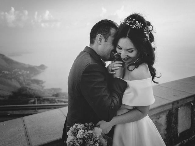 Il matrimonio di Nicola e Lilya a Maratea, Potenza 47