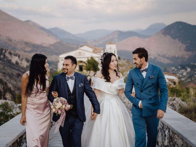 Il matrimonio di Nicola e Lilya a Maratea, Potenza 49