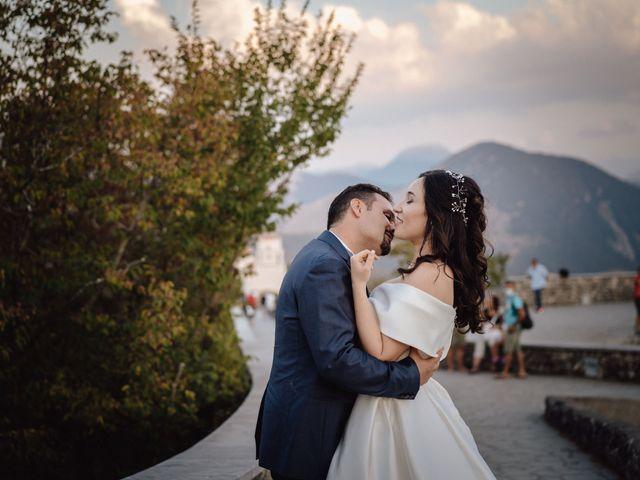 Il matrimonio di Nicola e Lilya a Maratea, Potenza 51