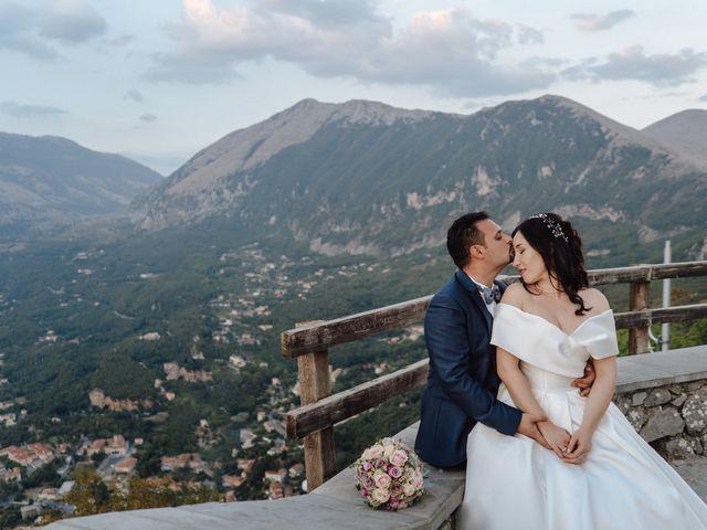 Il matrimonio di Nicola e Lilya a Maratea, Potenza 54