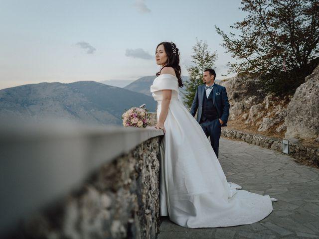 Il matrimonio di Nicola e Lilya a Maratea, Potenza 55