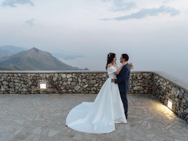 Il matrimonio di Nicola e Lilya a Maratea, Potenza 57
