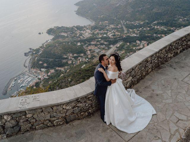 Il matrimonio di Nicola e Lilya a Maratea, Potenza 59