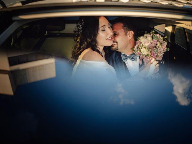 Le nozze di Lilya e Nicola