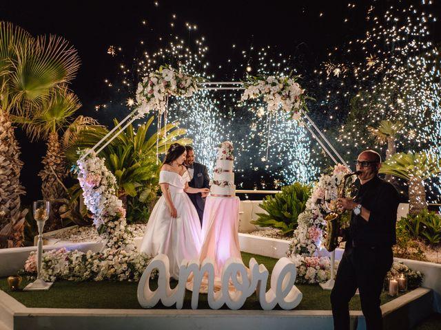 Il matrimonio di Nicola e Lilya a Maratea, Potenza 80