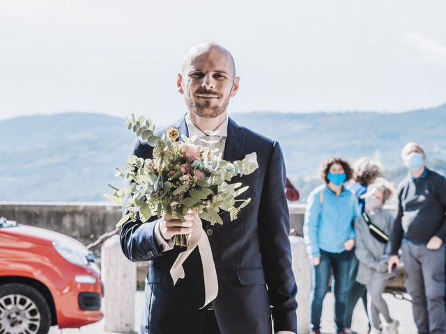 Il matrimonio di Monica e Michele a Todi, Perugia 4