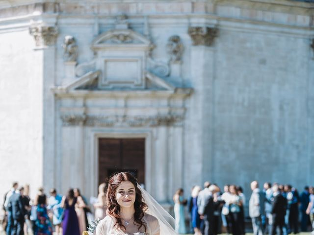 Il matrimonio di Monica e Michele a Todi, Perugia 5