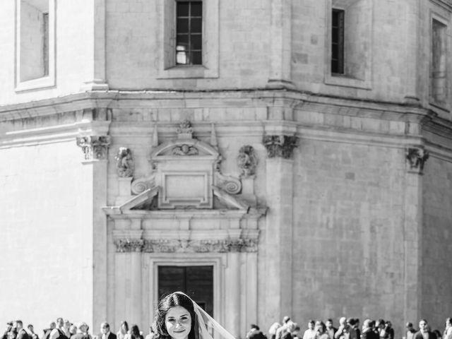 Il matrimonio di Monica e Michele a Todi, Perugia 6