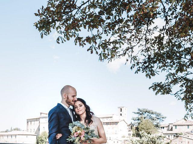 Il matrimonio di Monica e Michele a Todi, Perugia 8