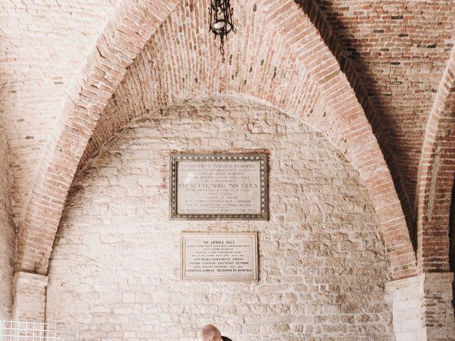 Il matrimonio di Monica e Michele a Todi, Perugia 1
