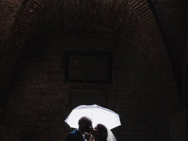 Il matrimonio di Monica e Michele a Todi, Perugia 9