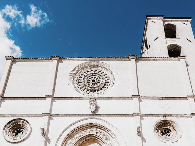 Il matrimonio di Monica e Michele a Todi, Perugia 10