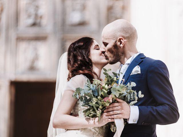 Il matrimonio di Monica e Michele a Todi, Perugia 12