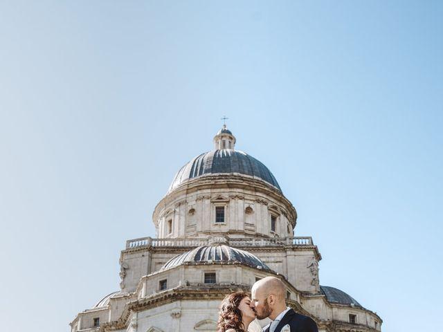 Il matrimonio di Monica e Michele a Todi, Perugia 13
