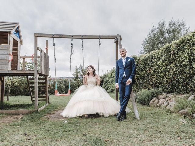 Il matrimonio di Monica e Michele a Todi, Perugia 17