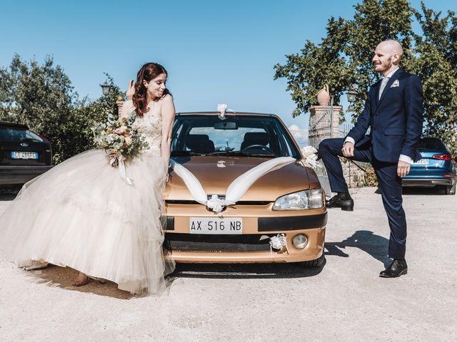 Le nozze di Michele e Monica