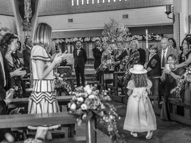 Il matrimonio di Paolo e Giulia a Montespertoli, Firenze 20