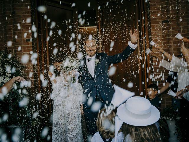 Il matrimonio di Paolo e Giulia a Montespertoli, Firenze 22