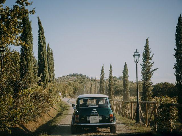 Il matrimonio di Paolo e Giulia a Montespertoli, Firenze 24