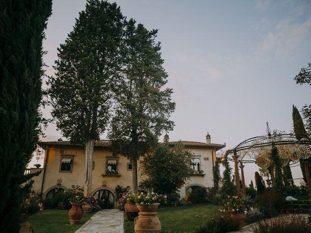 Il matrimonio di Paolo e Giulia a Montespertoli, Firenze 25