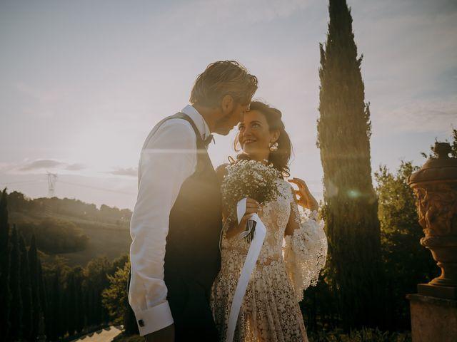 Il matrimonio di Paolo e Giulia a Montespertoli, Firenze 27