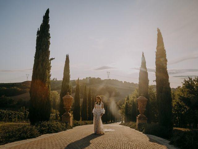 Il matrimonio di Paolo e Giulia a Montespertoli, Firenze 29