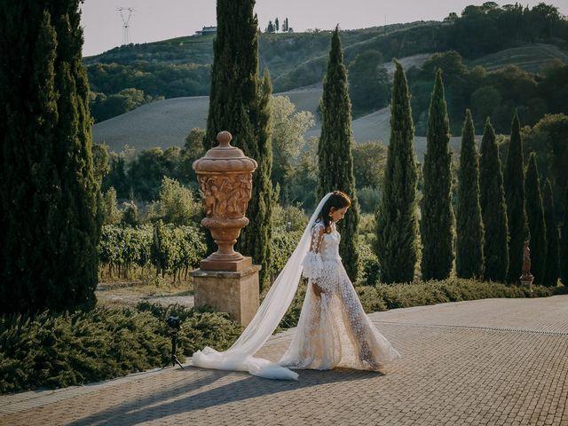 Il matrimonio di Paolo e Giulia a Montespertoli, Firenze 30