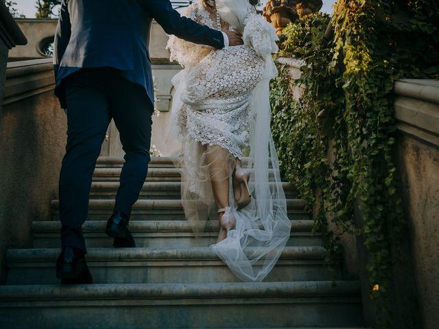 Il matrimonio di Paolo e Giulia a Montespertoli, Firenze 31
