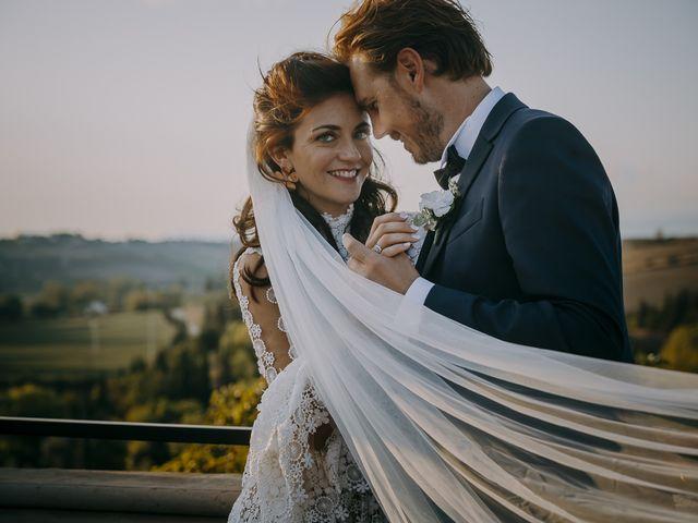 Il matrimonio di Paolo e Giulia a Montespertoli, Firenze 32