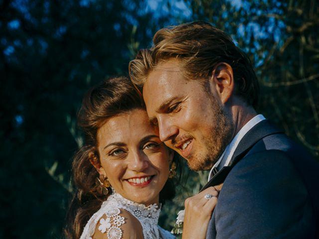 Il matrimonio di Paolo e Giulia a Montespertoli, Firenze 35