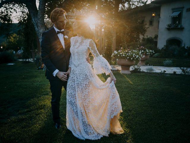 Il matrimonio di Paolo e Giulia a Montespertoli, Firenze 37