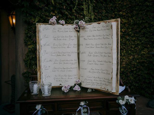 Il matrimonio di Paolo e Giulia a Montespertoli, Firenze 41