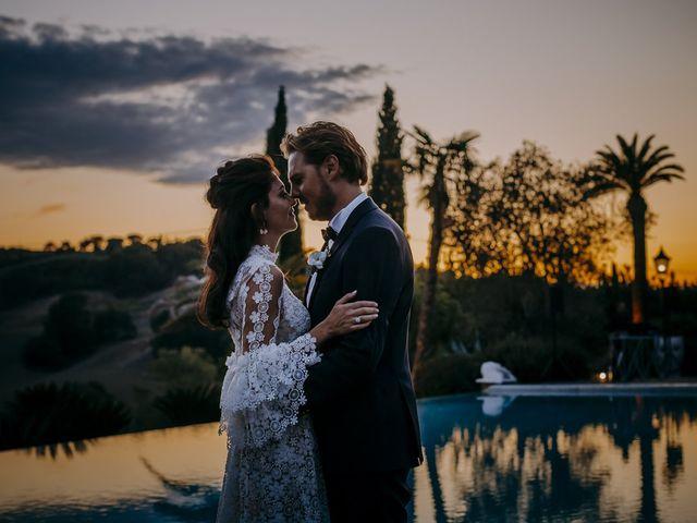 Il matrimonio di Paolo e Giulia a Montespertoli, Firenze 42