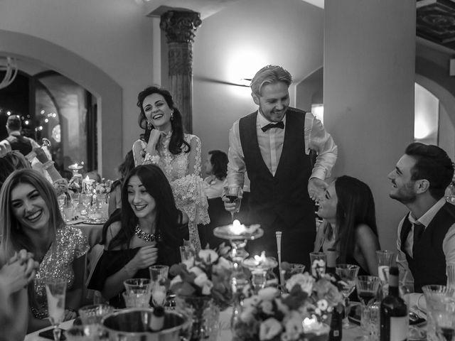 Il matrimonio di Paolo e Giulia a Montespertoli, Firenze 48