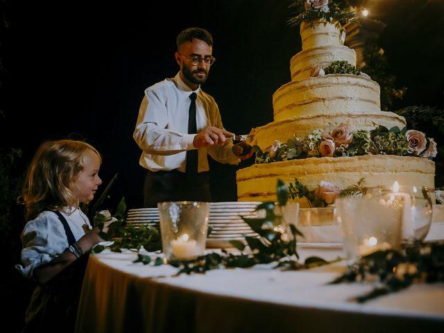 Il matrimonio di Paolo e Giulia a Montespertoli, Firenze 52