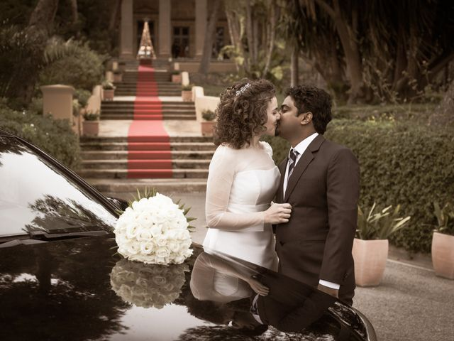 Le nozze di Laura e Dipan