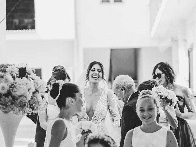 Il matrimonio di Veronica e Giuseppe a Bacoli, Napoli 30