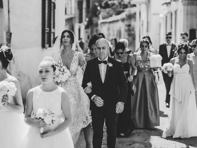 Il matrimonio di Veronica e Giuseppe a Bacoli, Napoli 32