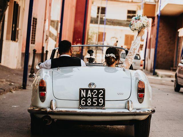 Il matrimonio di Veronica e Giuseppe a Bacoli, Napoli 38