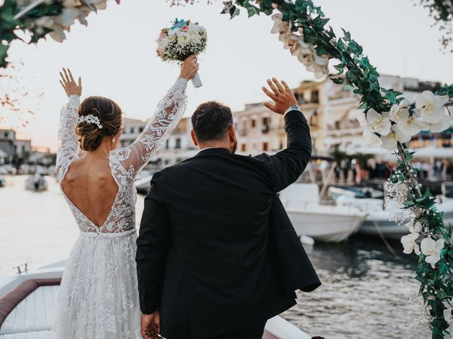 Il matrimonio di Veronica e Giuseppe a Bacoli, Napoli 48