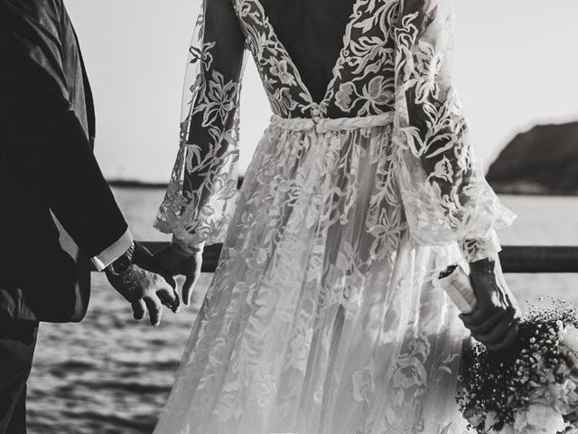 Il matrimonio di Veronica e Giuseppe a Bacoli, Napoli 50